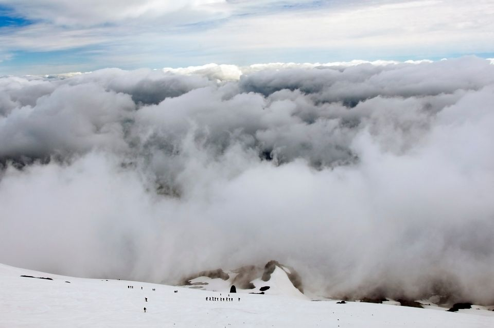 Volcan Villarrica - Chili