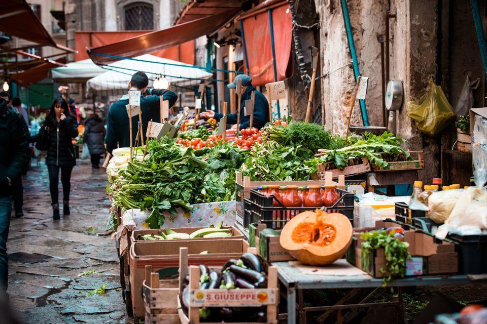 Mercados de Palermo