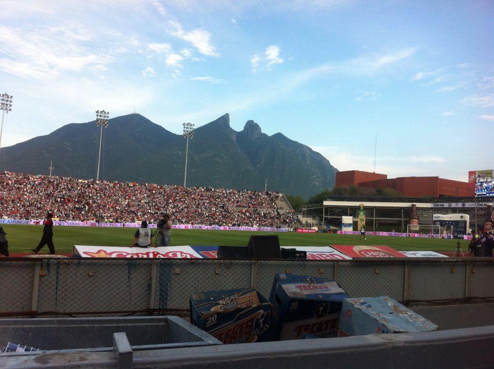 Stade du FC Monterrey - Mexique