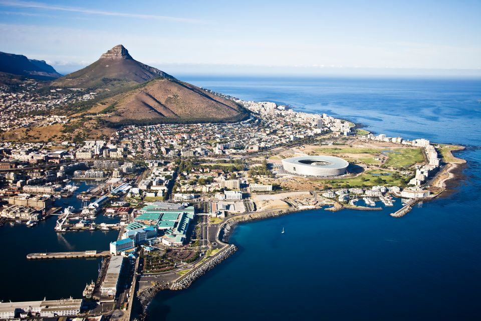 Cape Town Stadium - Afrique du Sud