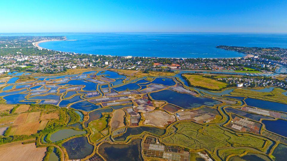 Les marais salants de Guérande - Loire-Atlantique