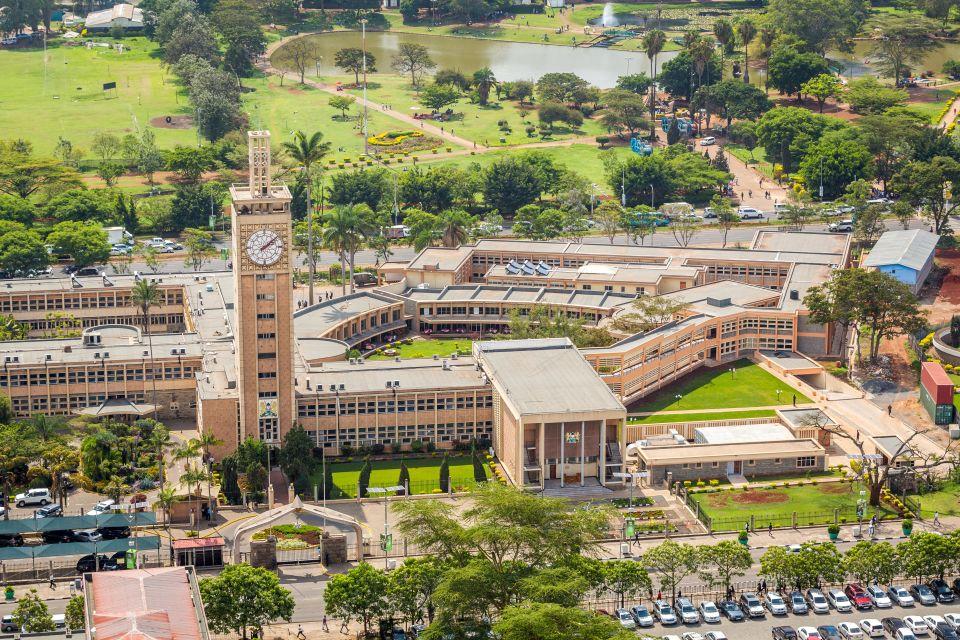 Parlamento de Kenia