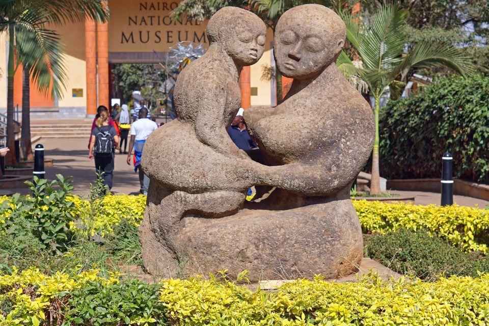 Museo Nacional de Kenia en Nairobi