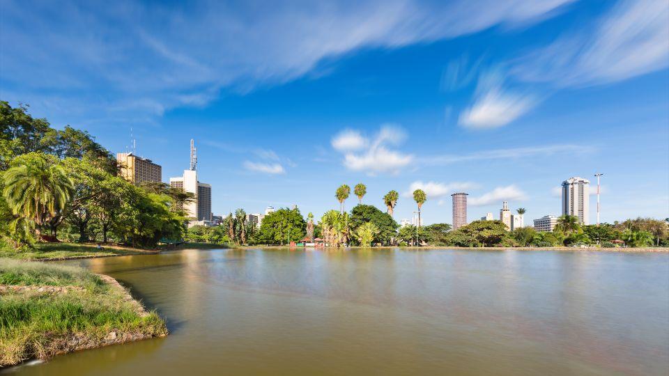 El parque Uhuru