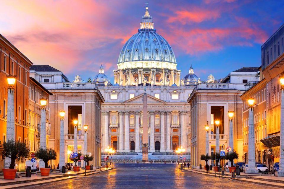 1. die Vatikanstadt