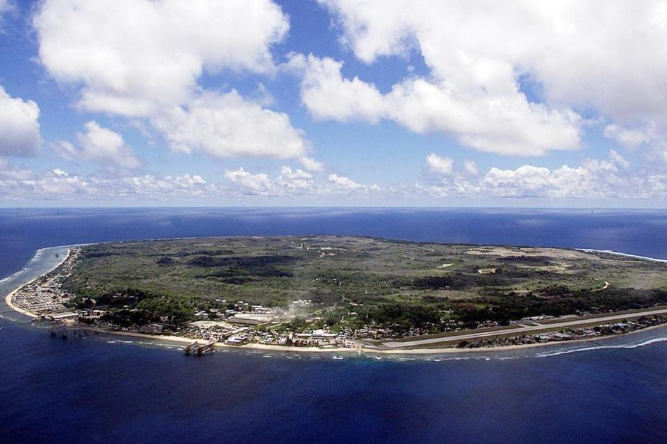 3. Nauru, Australien-Ozeanien