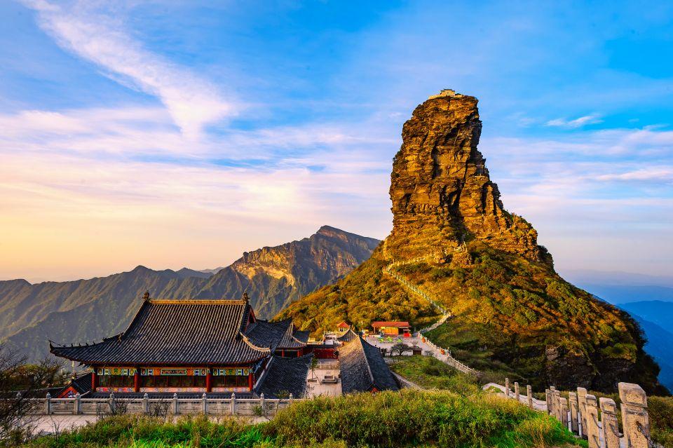 Fanjingshan, China