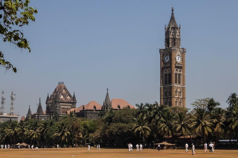 Victorian Gothic and Art Deco Ensembles of Mumbai, India