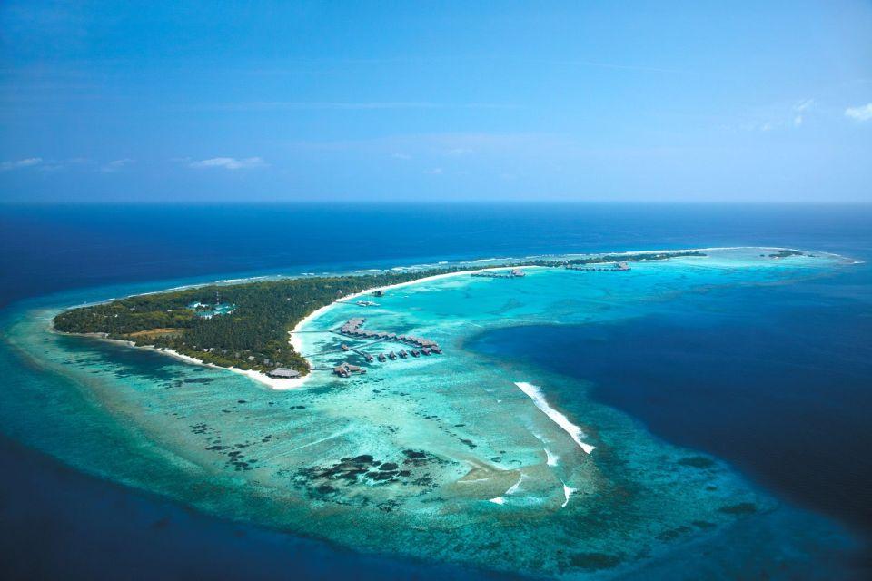 Le point culminant des Maldives