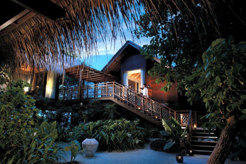 Villas dans la jungle
