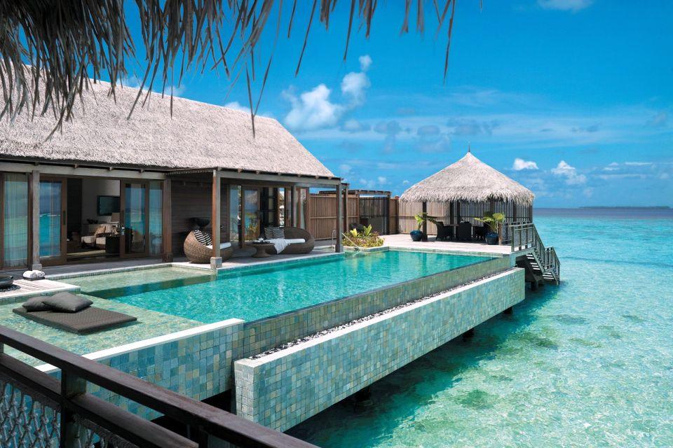 Luxueuse villa de rêve avec piscine