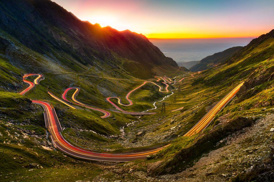 Drive the Transfagarasan through the Carpathians