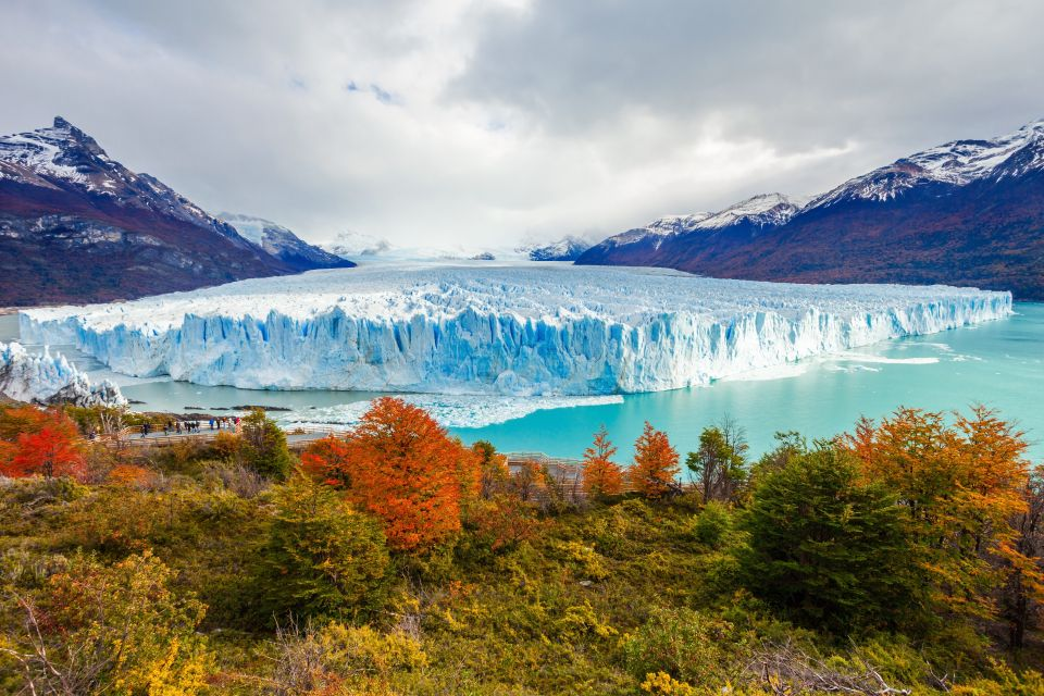Cool off at Los Glaciares National Park in Argentina