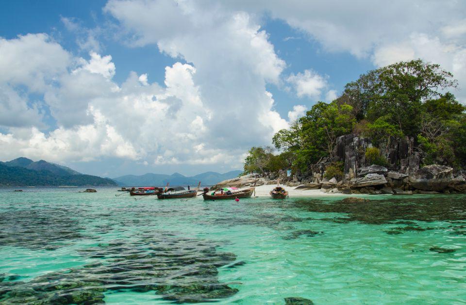 Koh Khai Islands, Thailand
