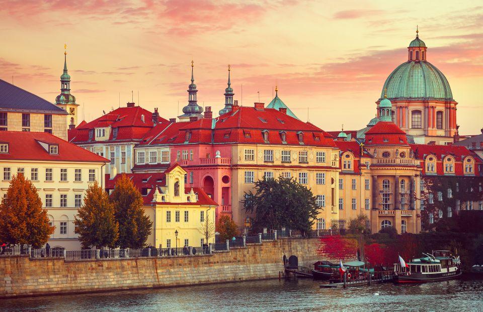 Profiter de l'automne à Prague