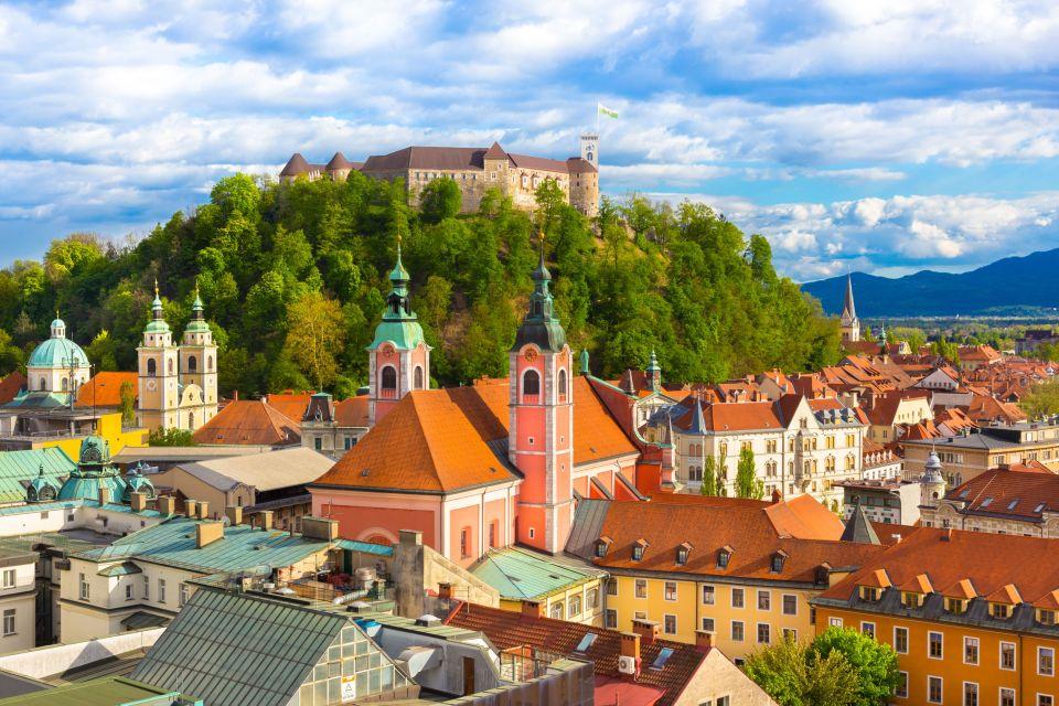 Ljubljana,Slowenien