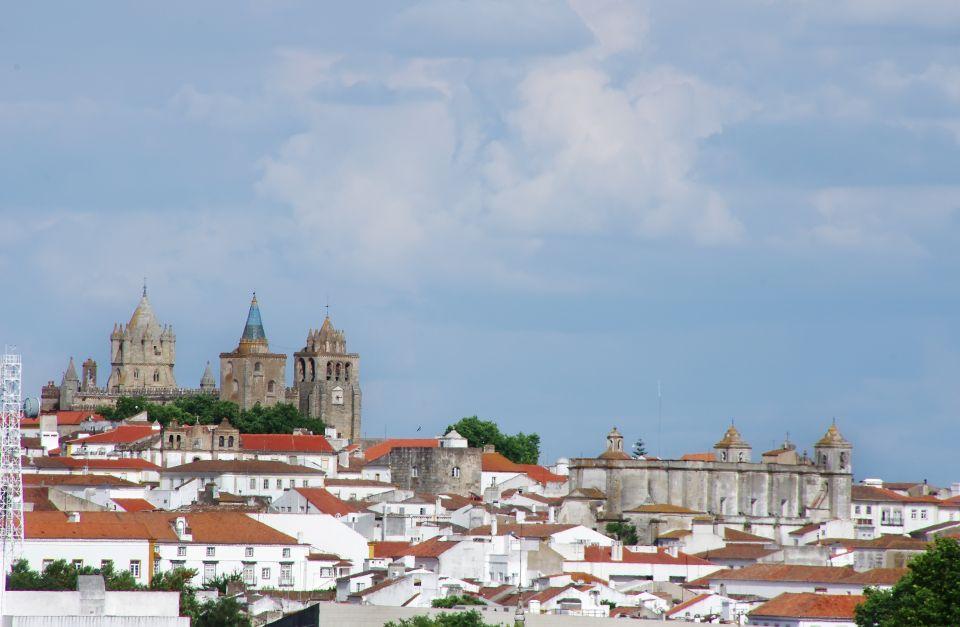 ¿Qué visitar en Évora?