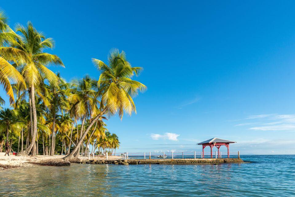 La Guadeloupe et la Martinique à moins de 700 euros