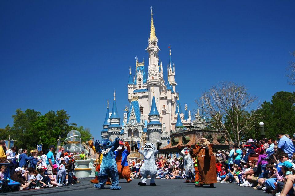 Disney World, United States