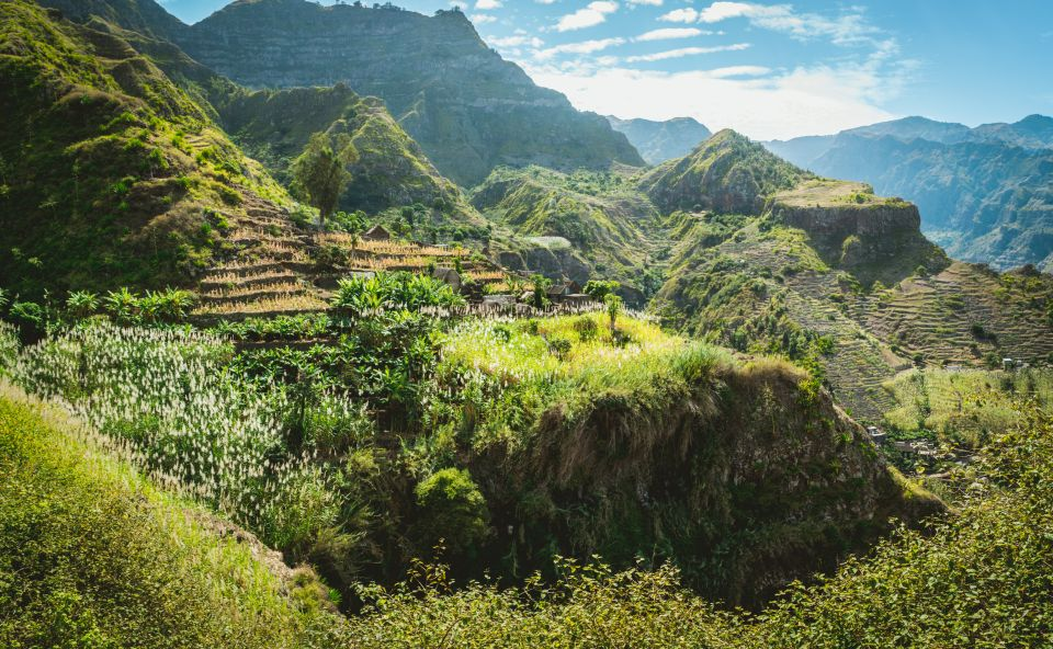 1. It's one of the greenest of all Cape Verde's islands