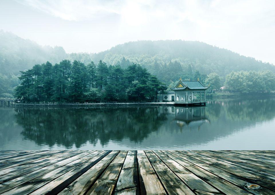 Mount Lushan, China