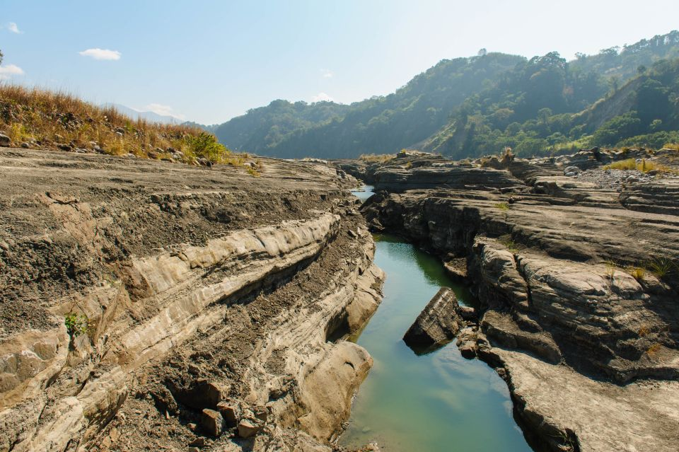 Gorge of Da'an River, Taichung, Taiwan