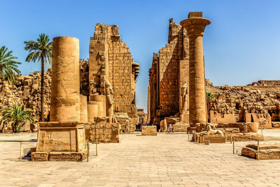 Le temple de Louxor - Égypte