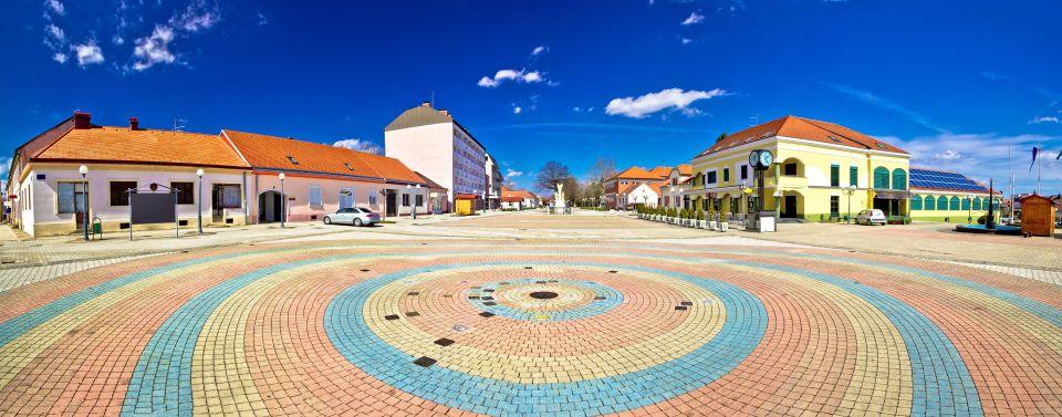 Ludbreg Center of the World, Croatia