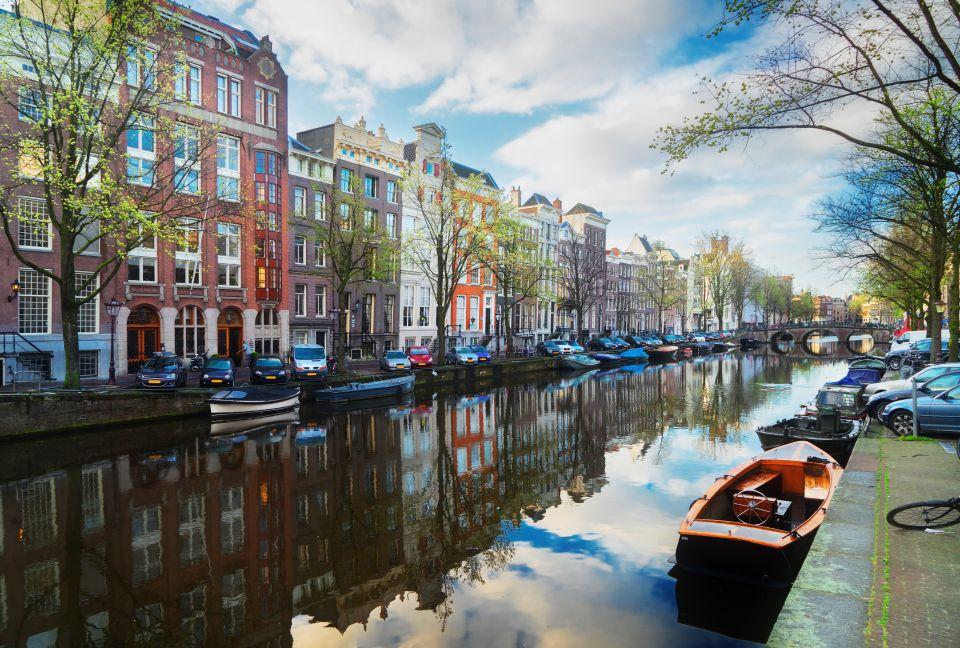 ¿Conoces Ámsterdam?