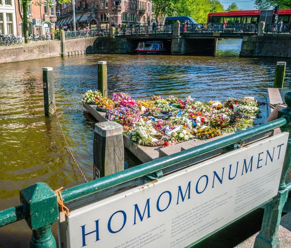 La homosexualidad en la capital holandesa