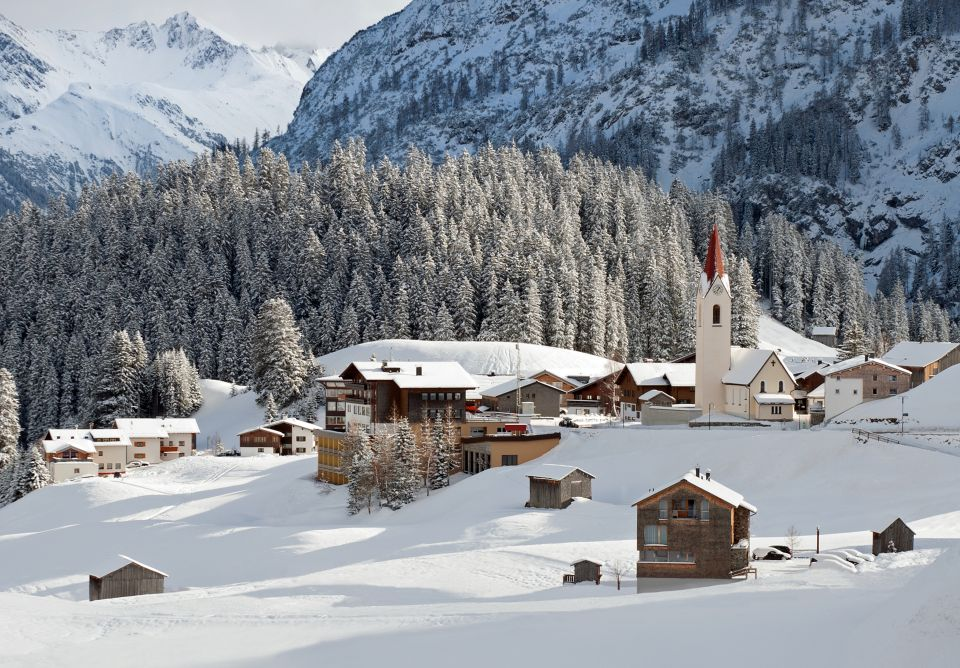 Warth - Autriche