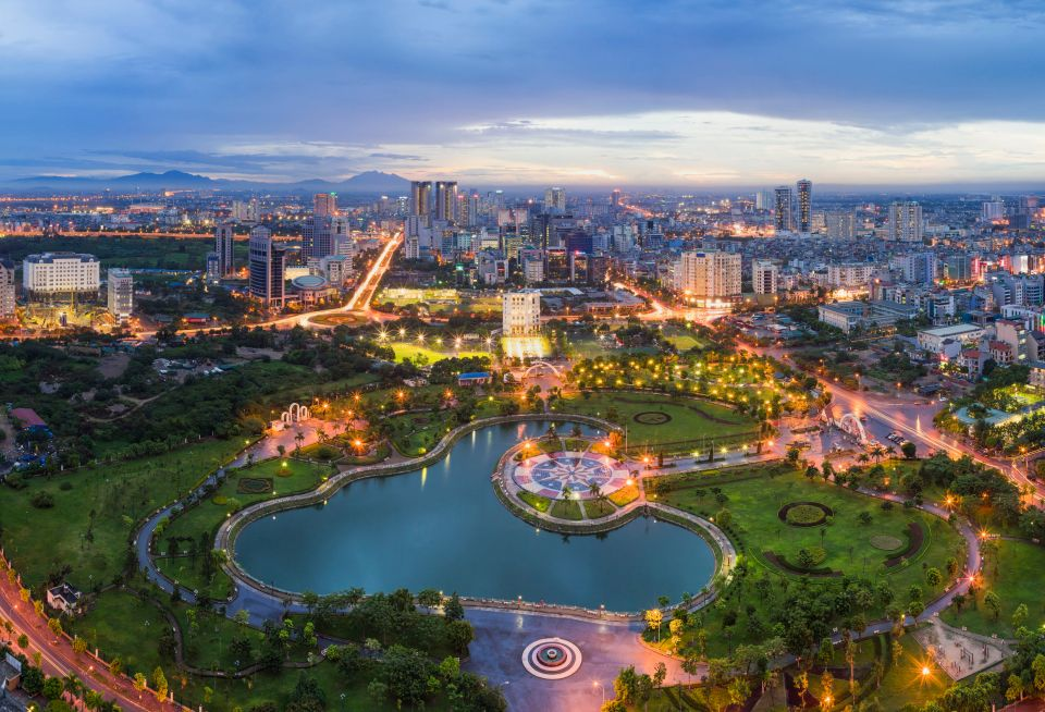 Vietnam: Hanoi oder Ho-Chi-Minh
