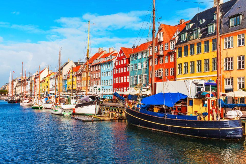 Nyhavn, Dänemark