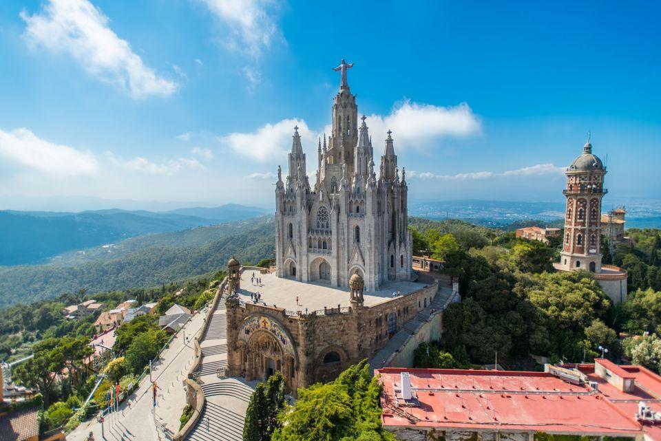 Église de Tibidabo - Barcelone