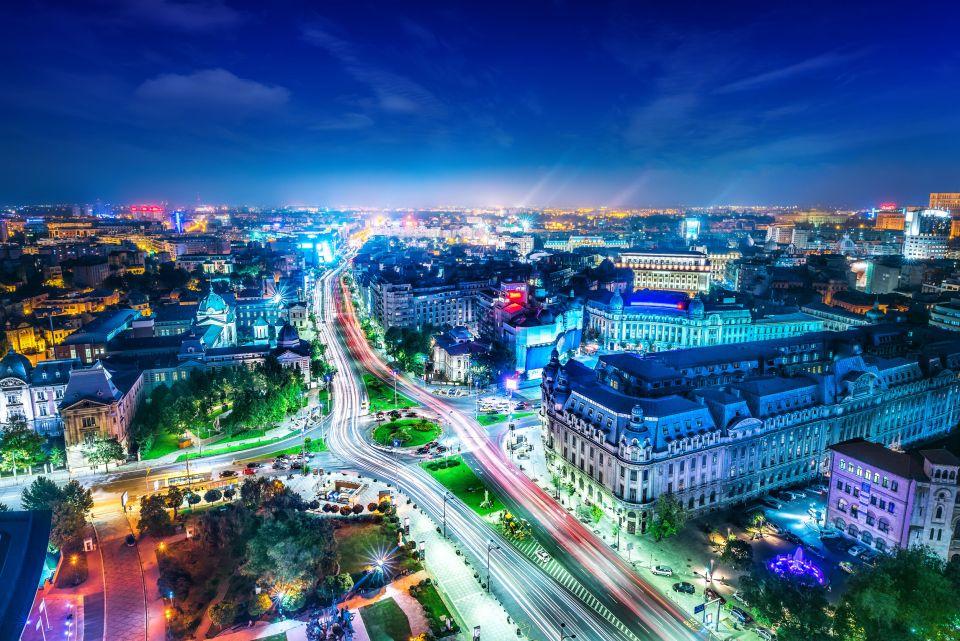 1. Bucarest