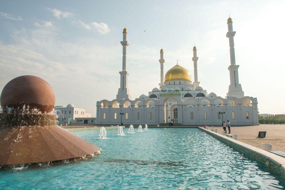 10. Le Kazakhstan