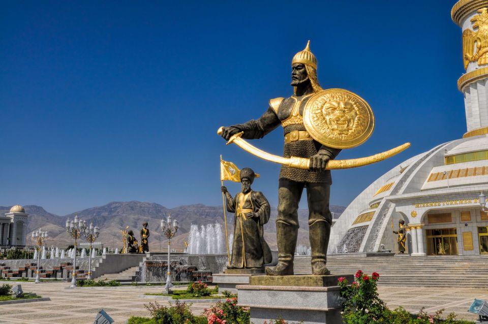 9. Le Turkmenistan