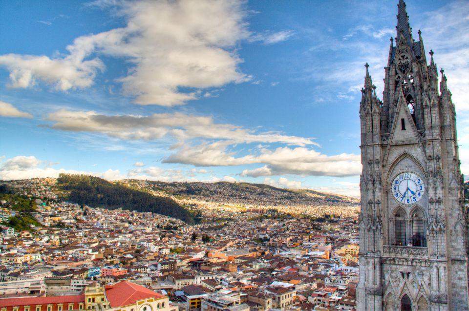 6. L'Équateur
