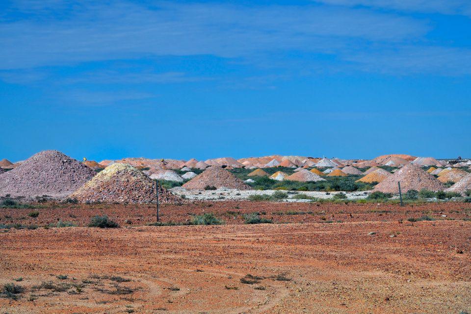 <b>La ciudad subterránea del desierto australiano</b>