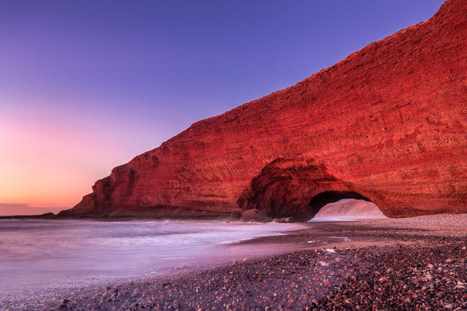 Legzira Beach, Sidi Ifni