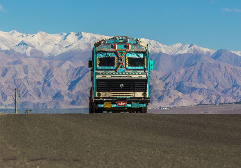 <b>El camión paquistaní</b>