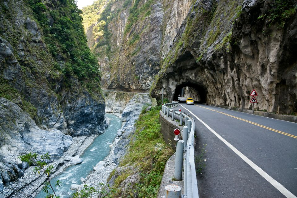 Central Cross-Island Highway, Taiwan