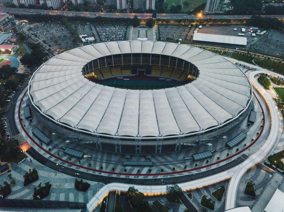 9. Estadio Nacional Bukit Jalil, Kuala Lumpur