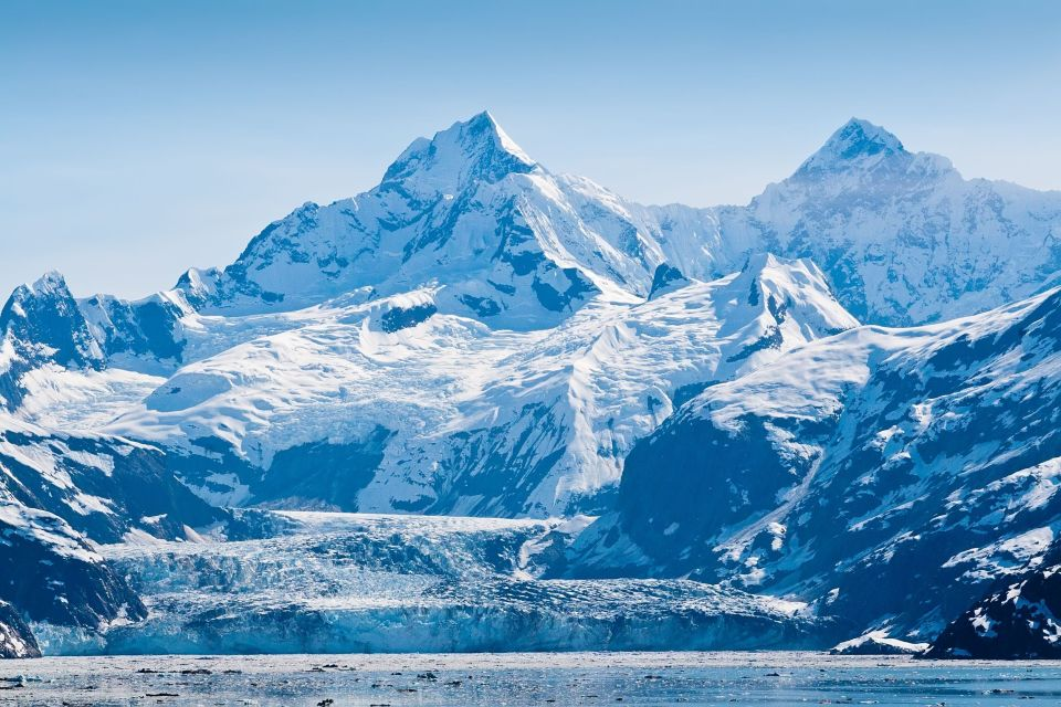 Le Union glacier - Antarctique