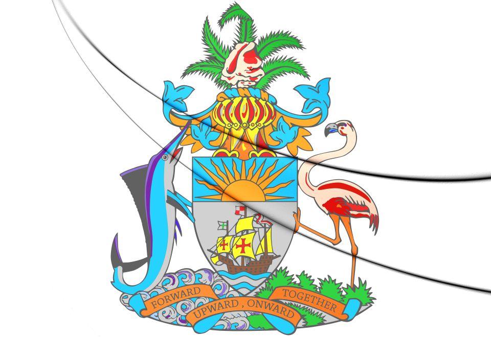 L'espadon et le flamand rose - Bahamas