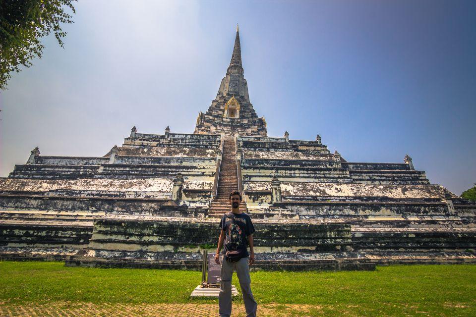 Wat Phu Khao Thong, Ayutthaya