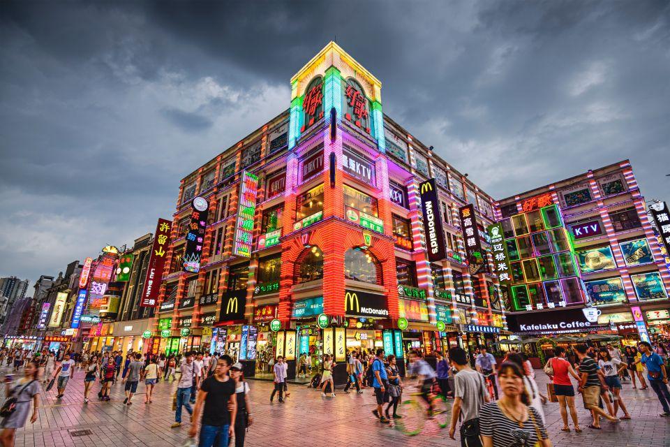 18. Guangzhou (Cina)