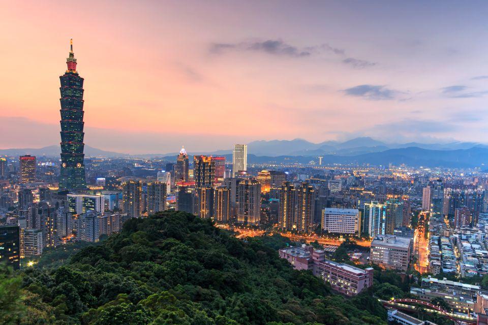 17. Taipei (Taiwan)
