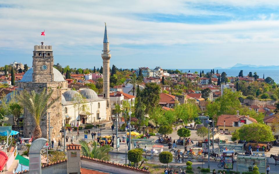 16. Antalaya (Turchia)