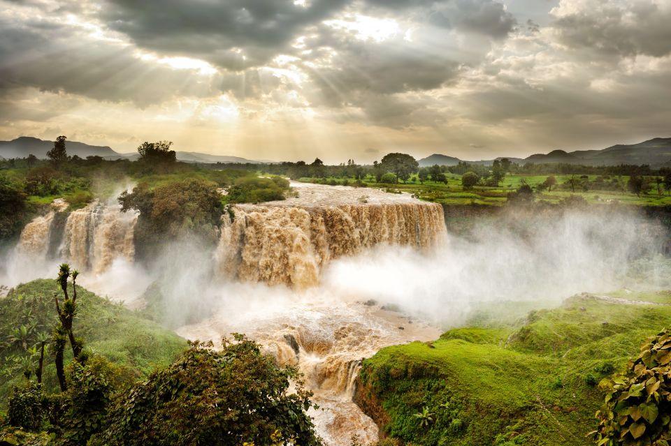 Blue Nile Falls - Éthiopie
